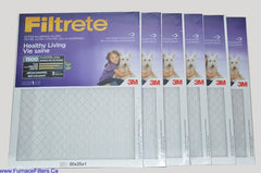 3M Filtrete 20 x 25 x 1 MPR 1500. Case of 6.