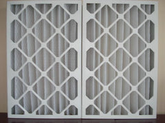 20x24x4 MERV 8 Furnace Air Filter. Exact Size 19 3/8 x 24 3/8 x 3 5/8. Case of 4 by FurnaceFilters.Ca