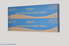 Aprilaire 401 for Model 2400 High Efficiency. Package of 2