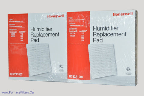 Honeywell Part # HC22A-1007. Package of 2