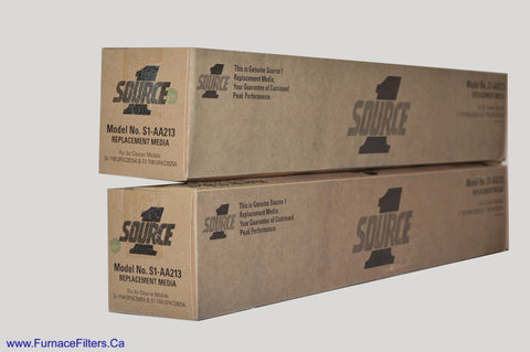 YORK / Source 1 Part # S1-AA213MERV 13. Package of 2