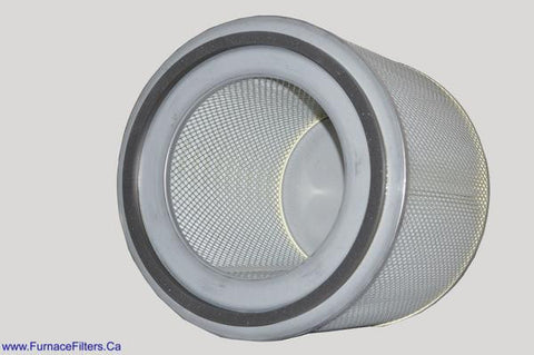 Electro Air Certified True Hepa Filter Cylinder Part # W4-0840
