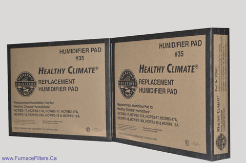LENNOX/HEALTHY CLIMATE Part No. X2661.  Package of 2