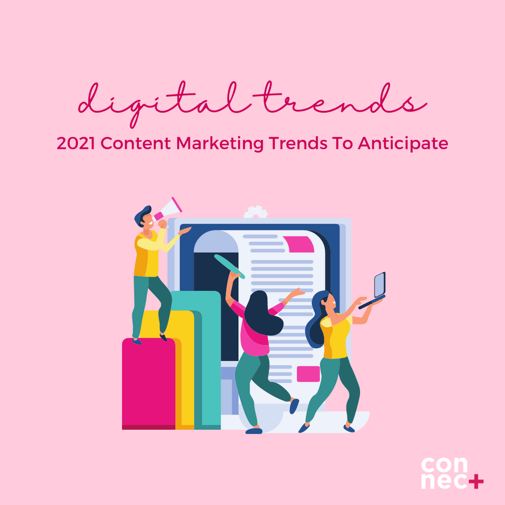2021 Content Marketing Trends To Anticipate