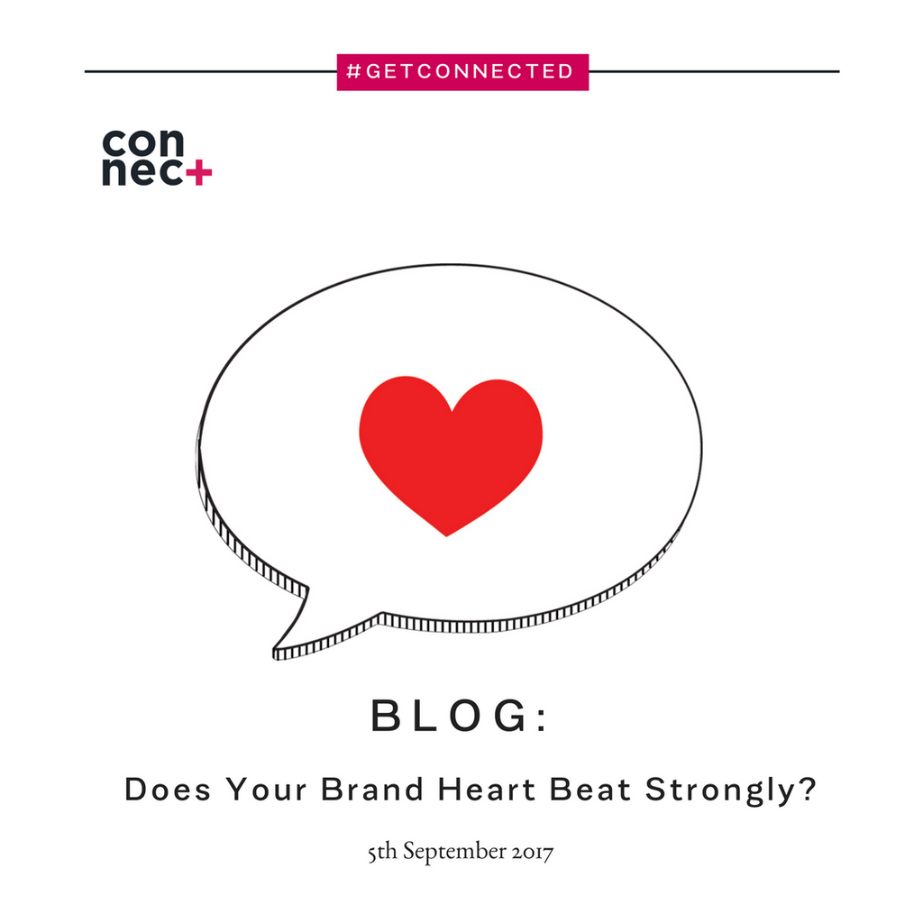 Does Your Brand Heart Beat Strongly?