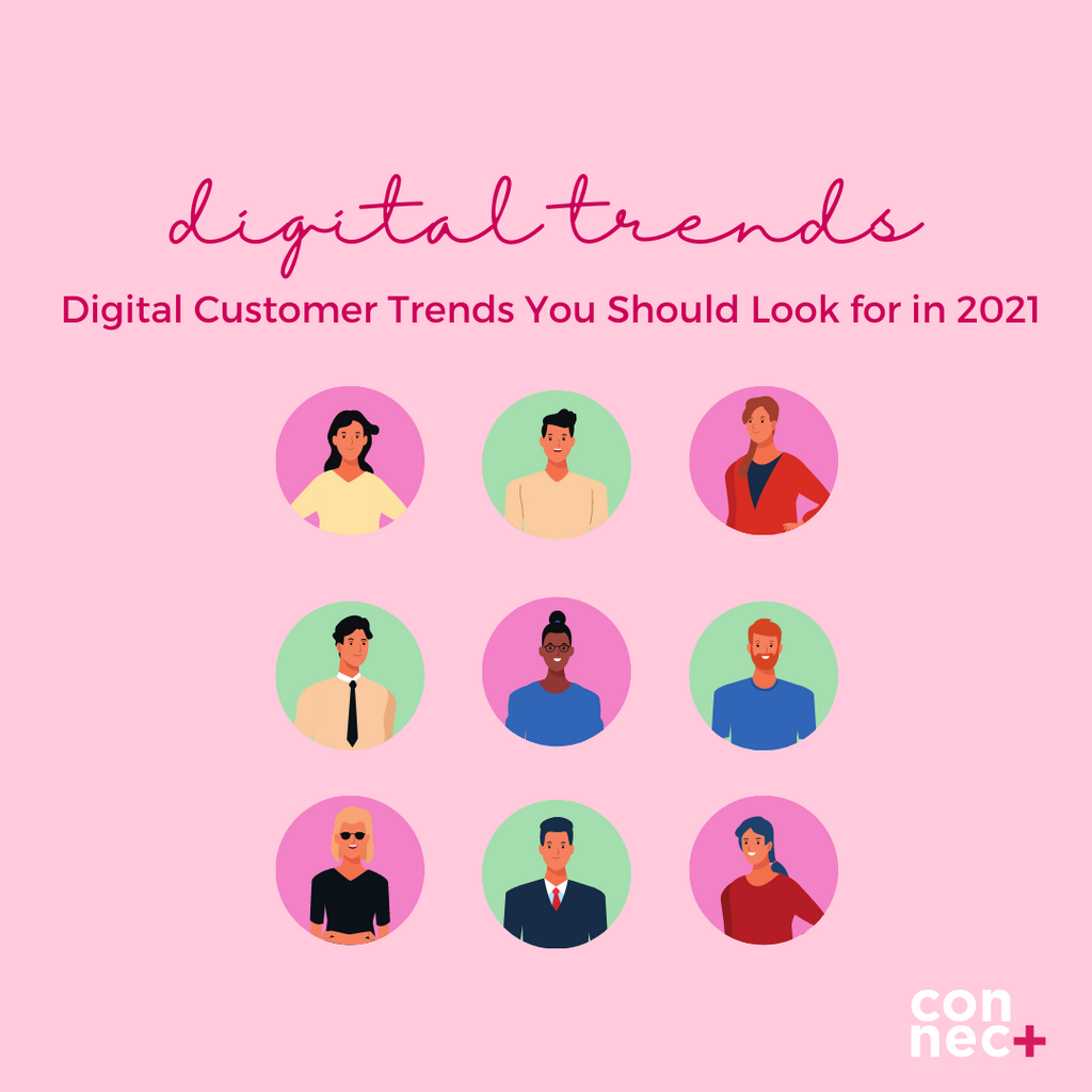 Digital Customer Trends You Should Look for in 2021