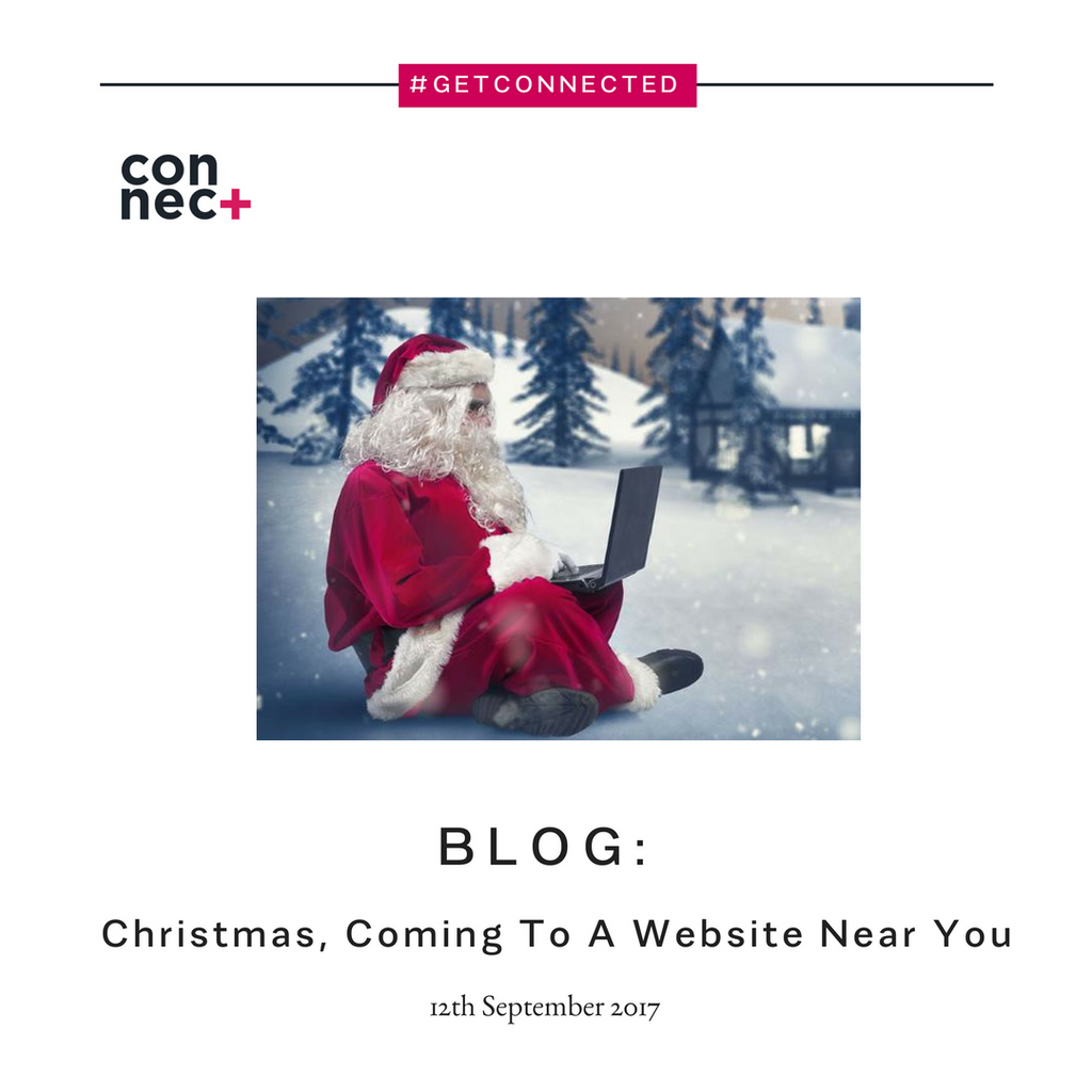 CHRISTMAS, COMING TO A WEBSITE NEAR YOU