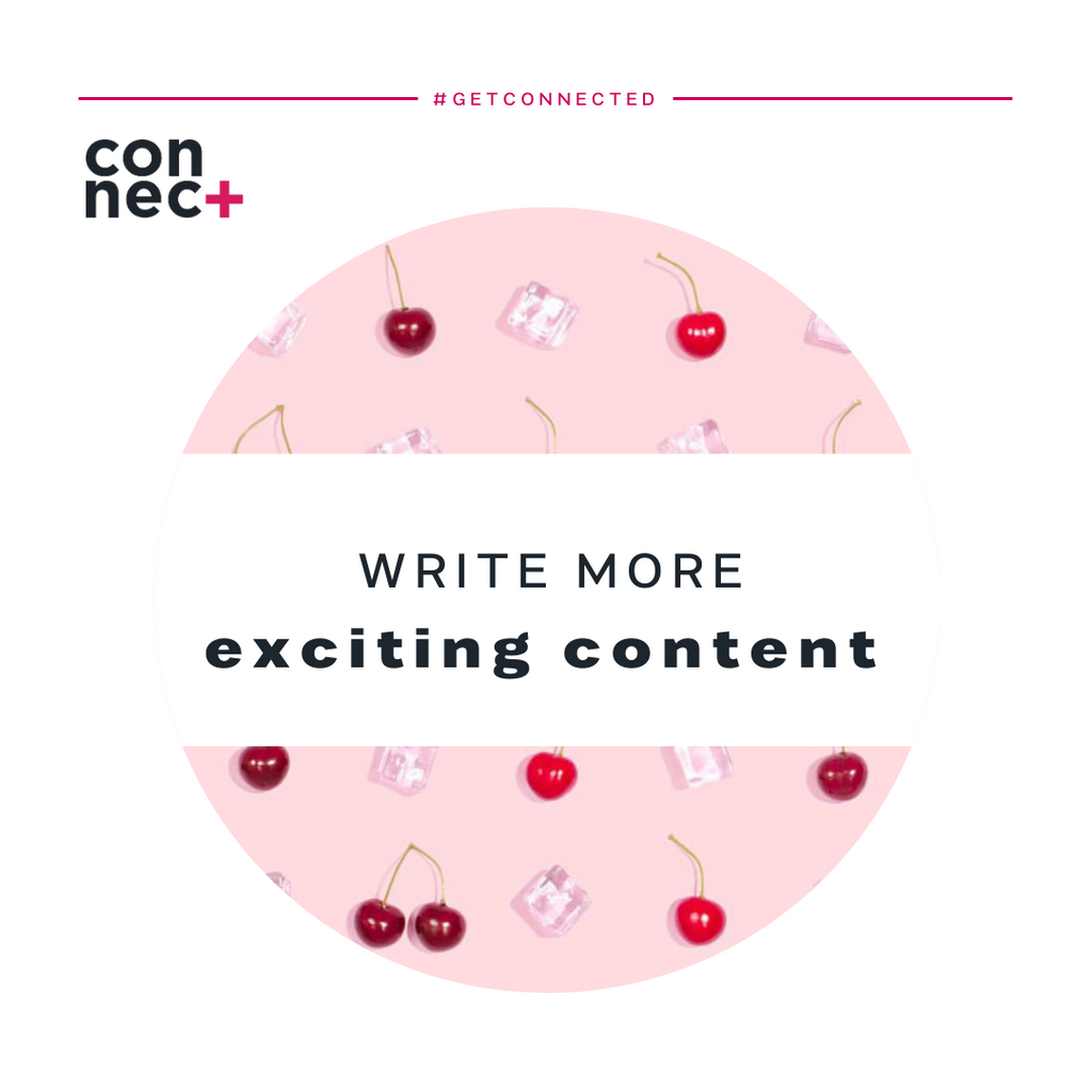 How to Write More Exciting Content for Your Industry