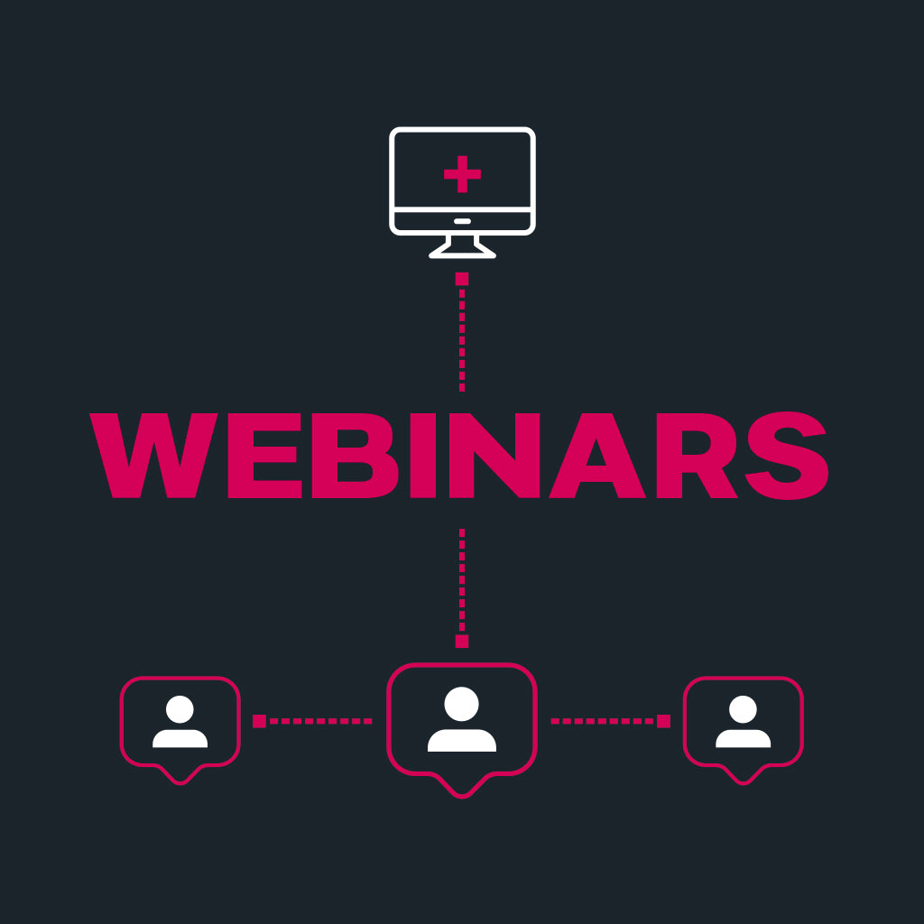 Webinars Coming Soon