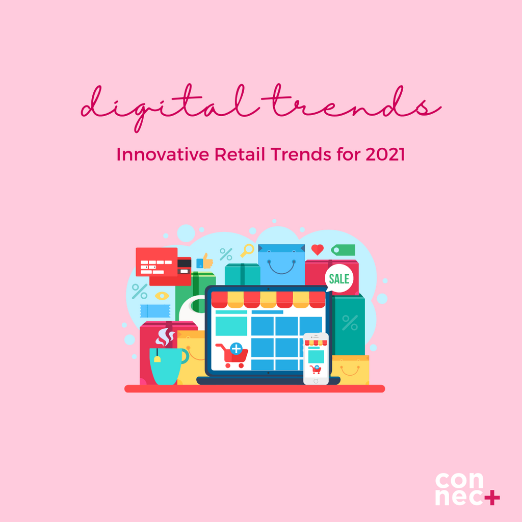 Innovative Retail Trends for 2021