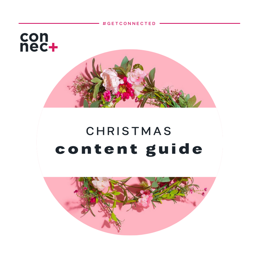 Christmas Content Guide