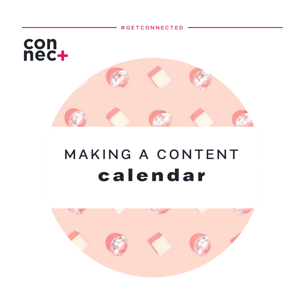 Making A Content Calendar For Social Media