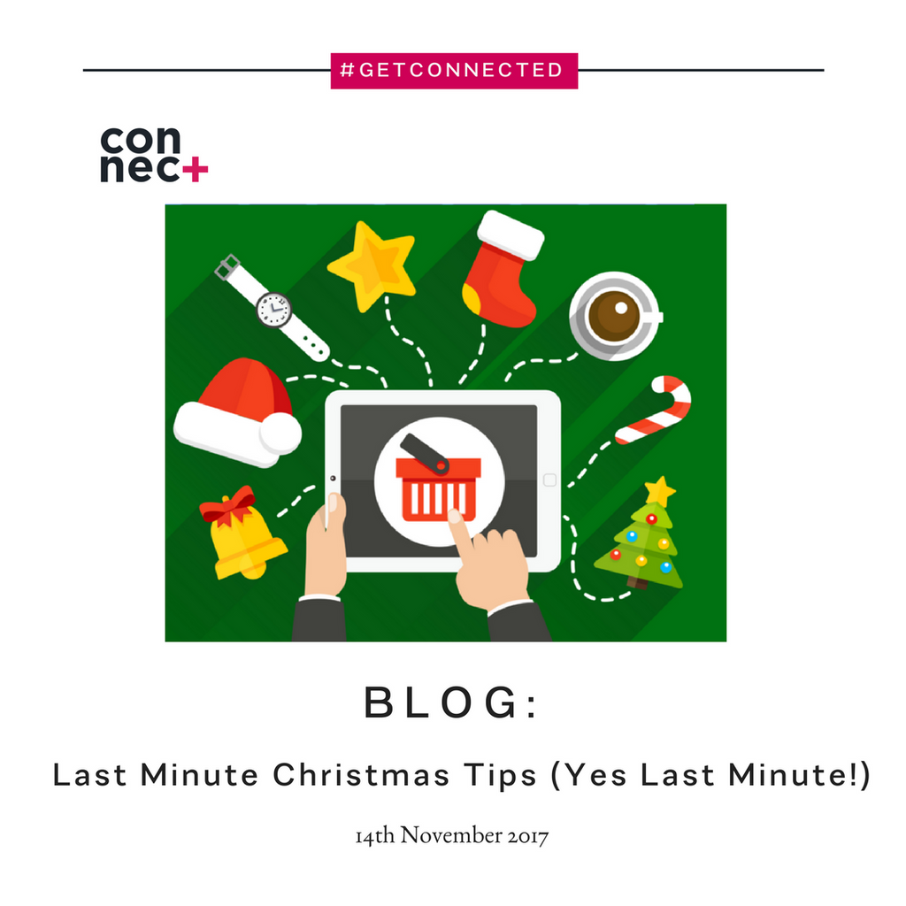 Last Minute Christmas Tips (Yes Last Minute!)