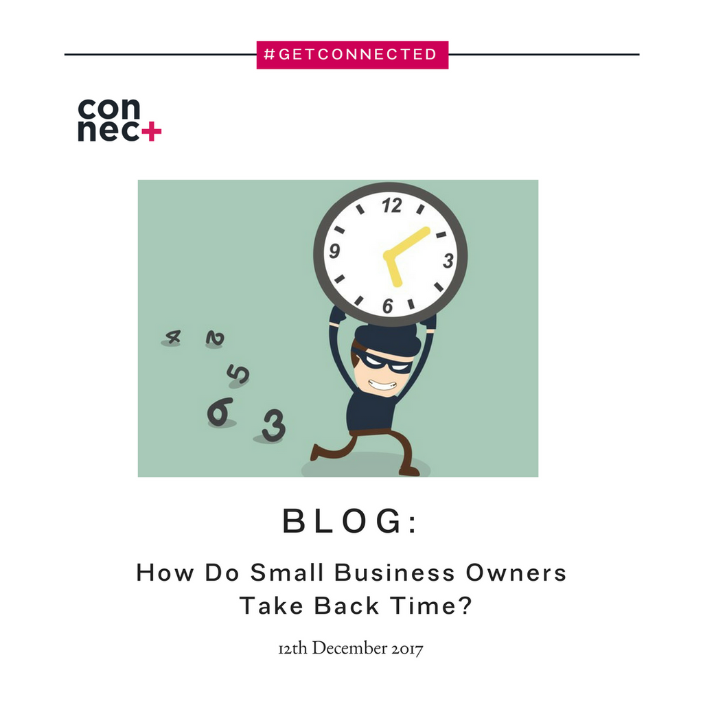 How Do Small Business Owners Take Back Time?