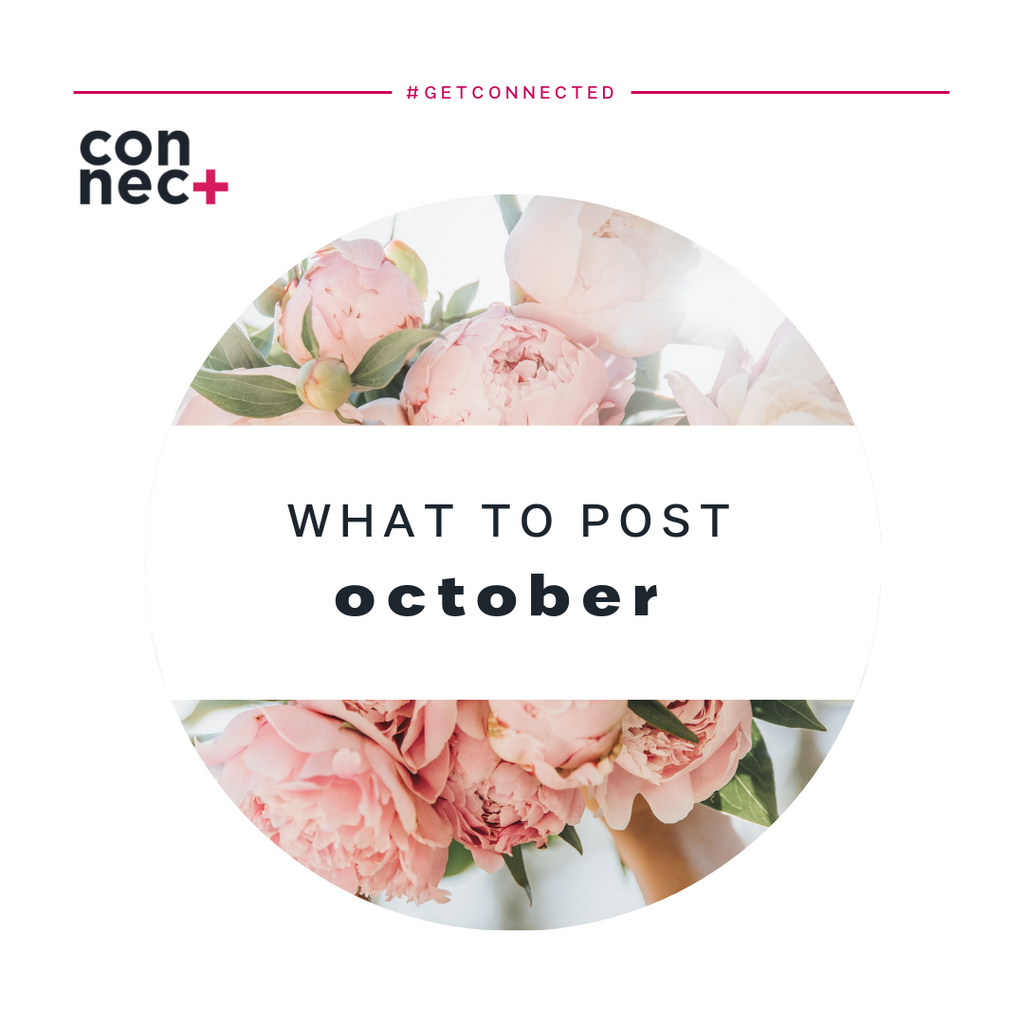 Ideas For Your October Content Calendar