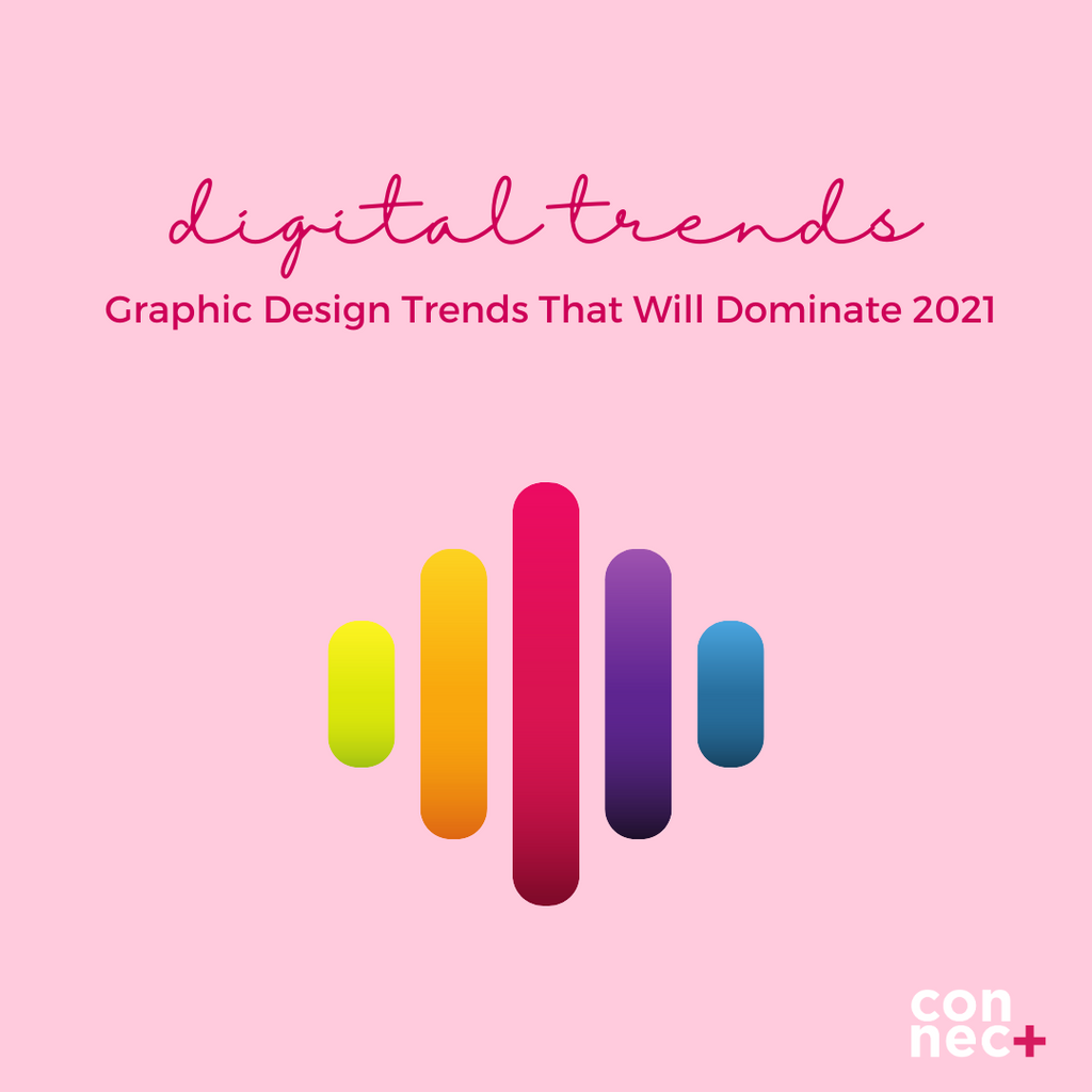 Graphic Design Trends That Will Dominate 2021