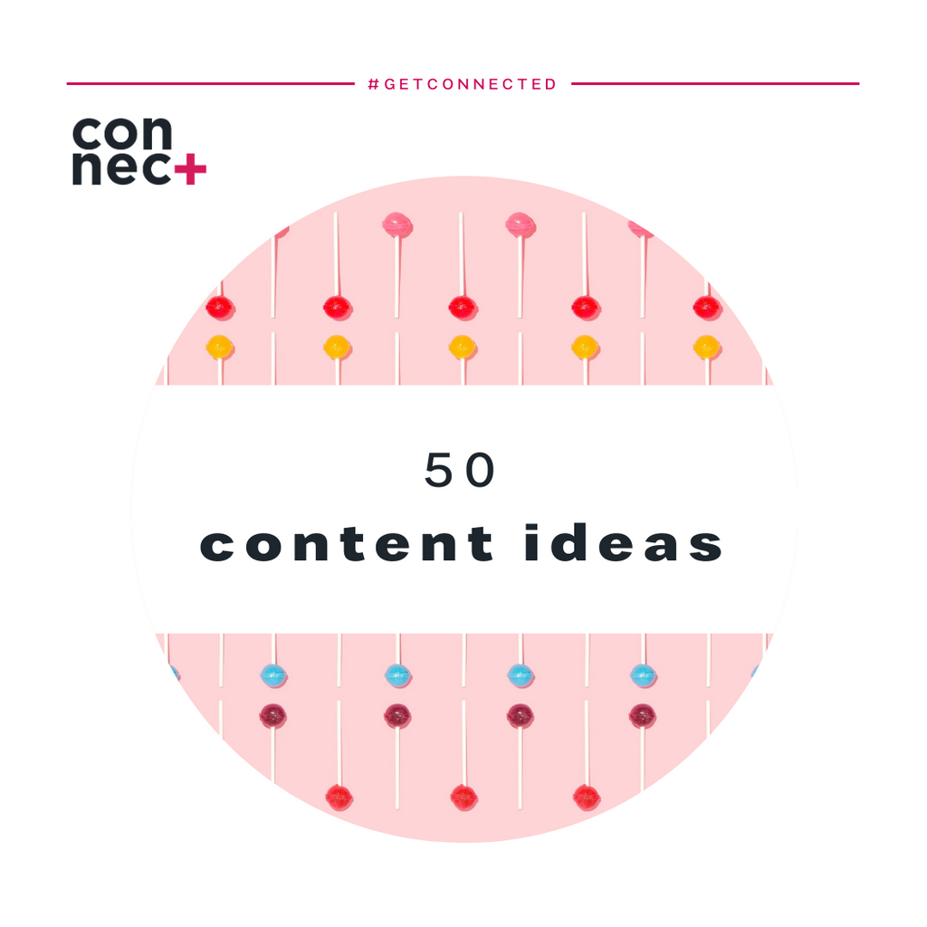 50 content ideas you can use to jumpstart your content creation