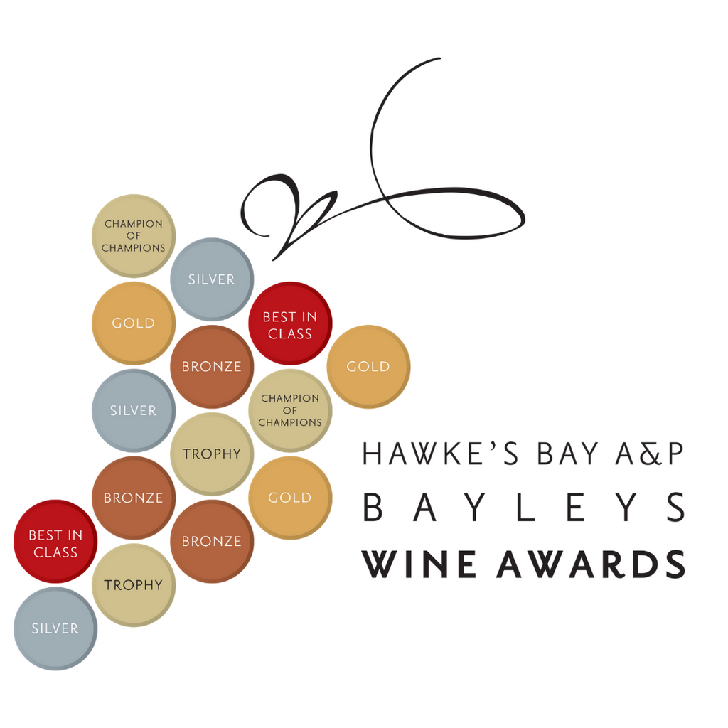 THE HAWKE'S BAY WINE AWARDS (2017 - PRESENT)