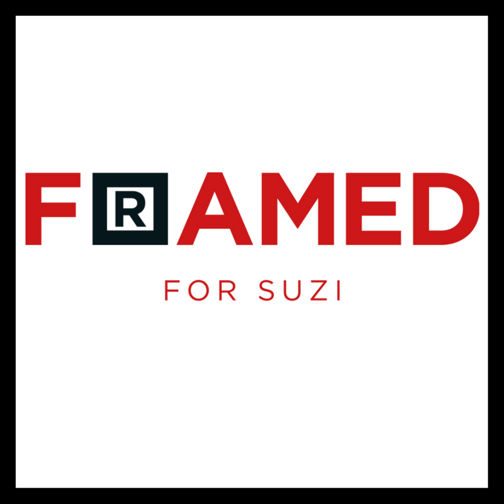 FRAMED FOR SUZI  (2017)