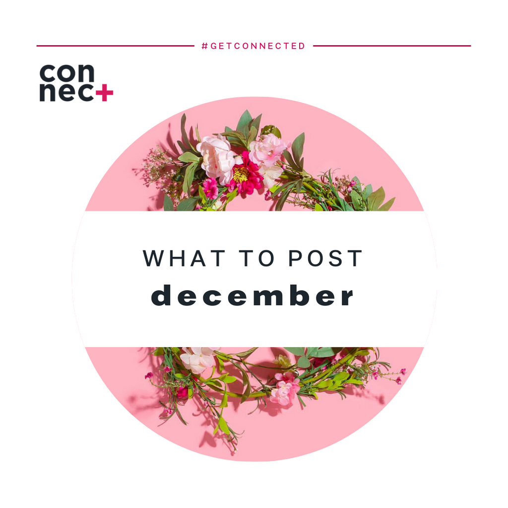 Ideas For Your December Content Calendars