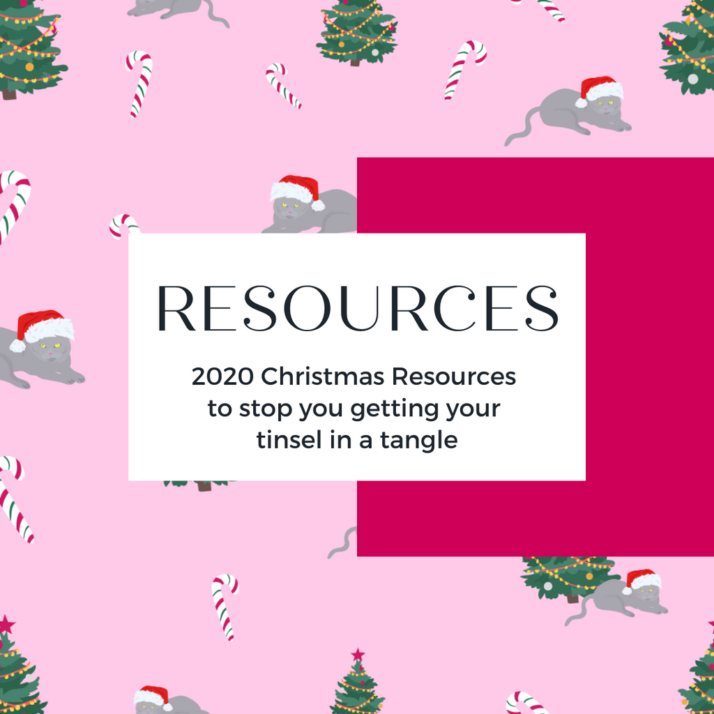 2020 Christmas Resource Centre