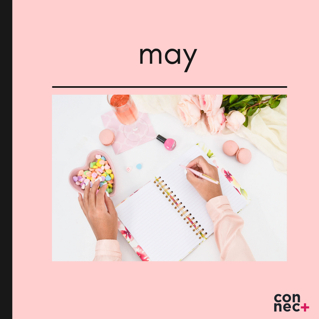 Your May Content Guide