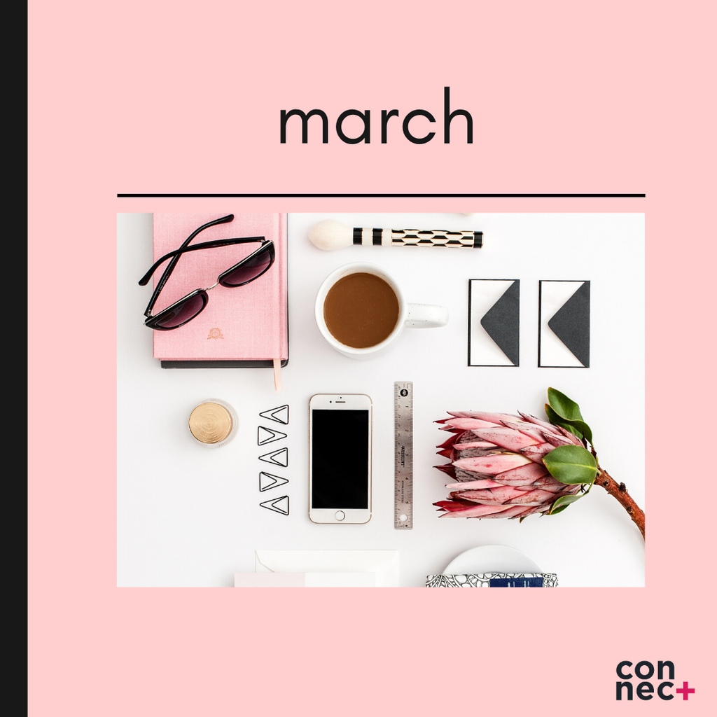 Your March Content and Training Guide