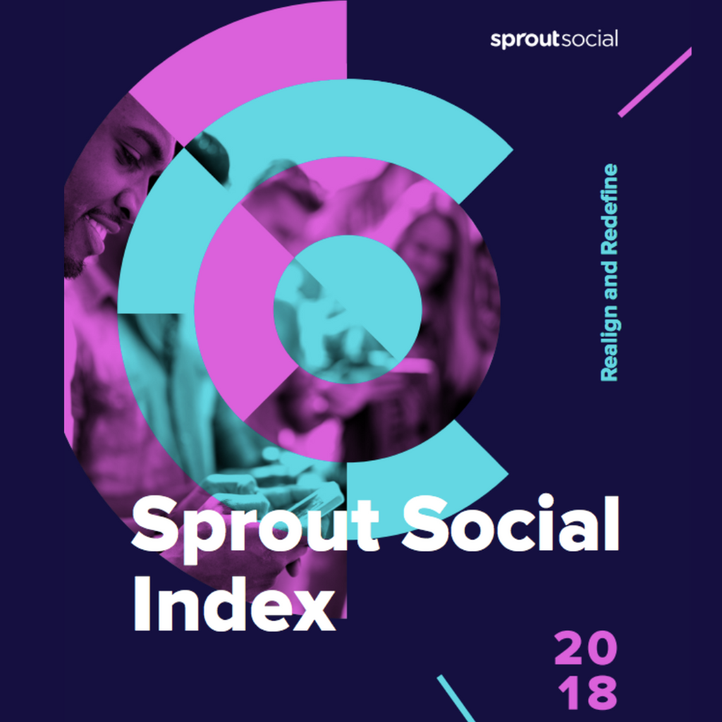 The 2018 Sprout Social Index: Realign & Redefine