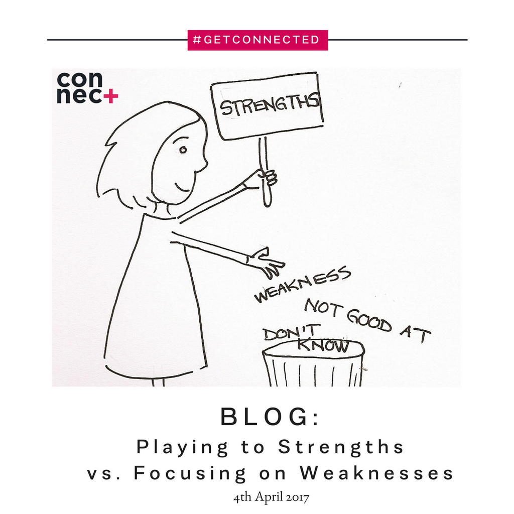 Playing to Strengths vs. Focusing on Weaknesses
