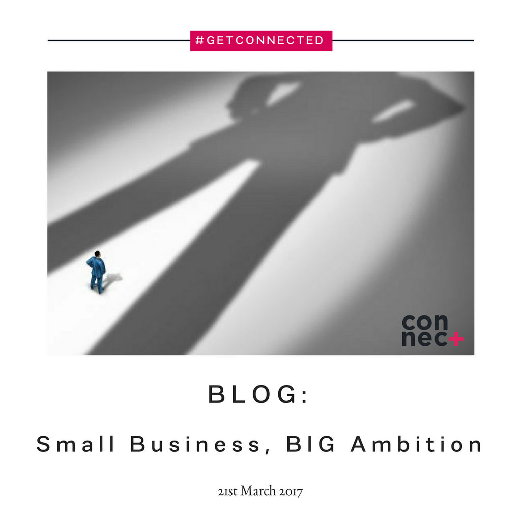 Small Business, BIG Ambition