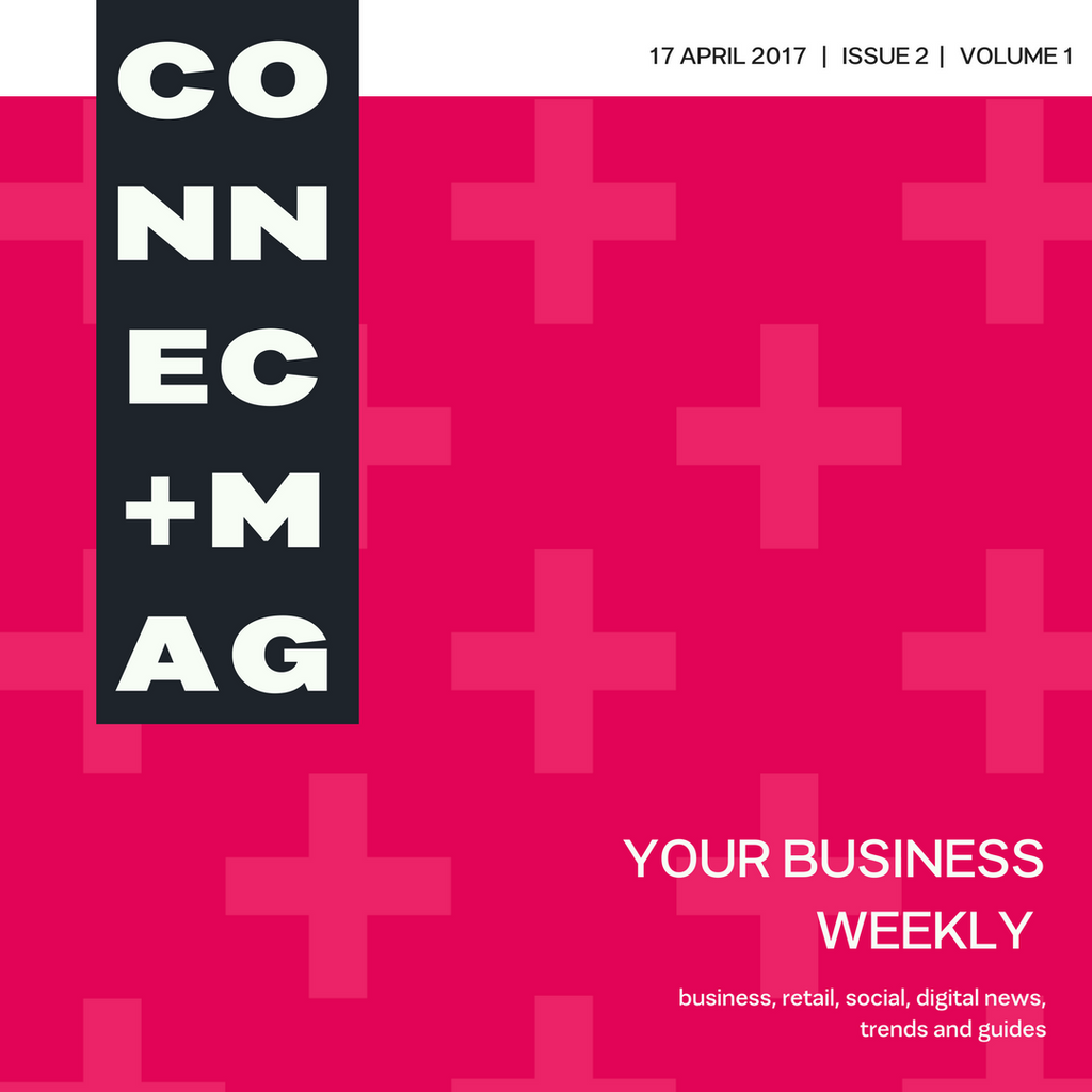 Connect Plus Mag - April 17th 2017