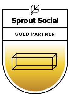 Connect Plus Sprout Social Gold Partners