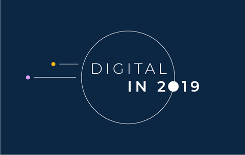 digital in 2019 - hootsuite