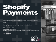 Shopify Payments Connect Plus