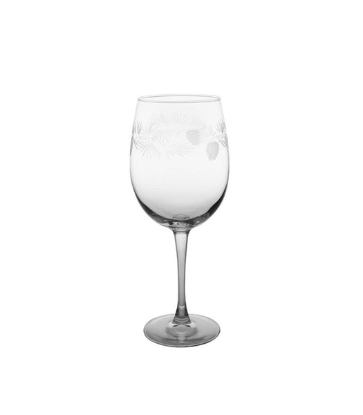 Rolf Glass - Icy Pine 12 oz Small All Purpose Wine Glass