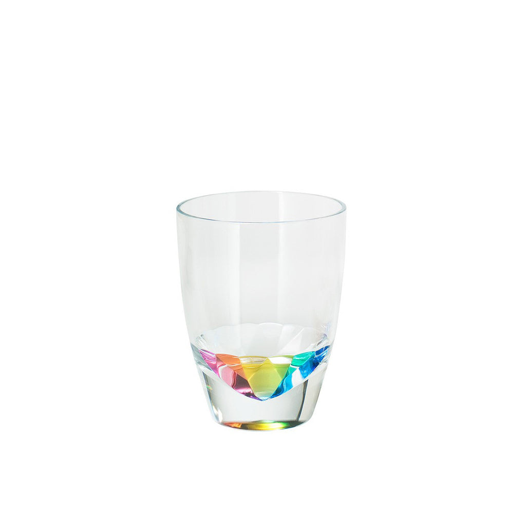 Merritt -  16oz Diamond Tumbler Rainbow