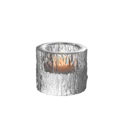 Simon Pearce Silver Lake Tealight