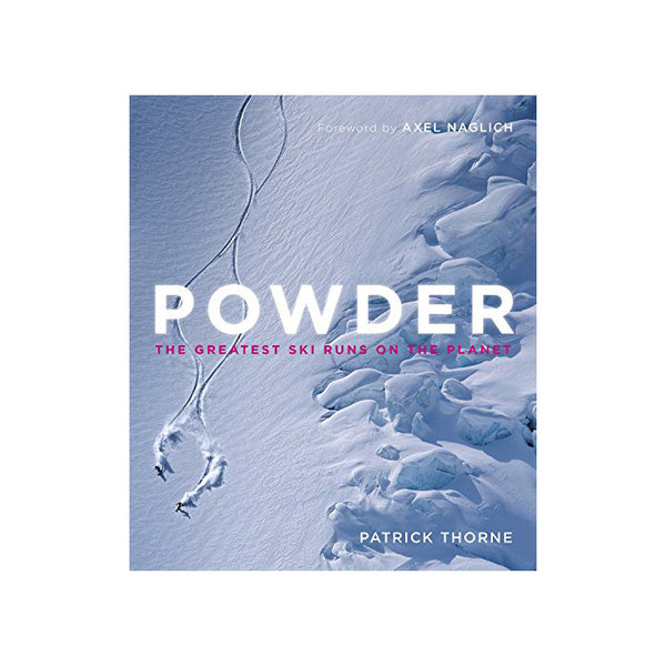 Powder - The Greatest Ski Runs On The Planet
