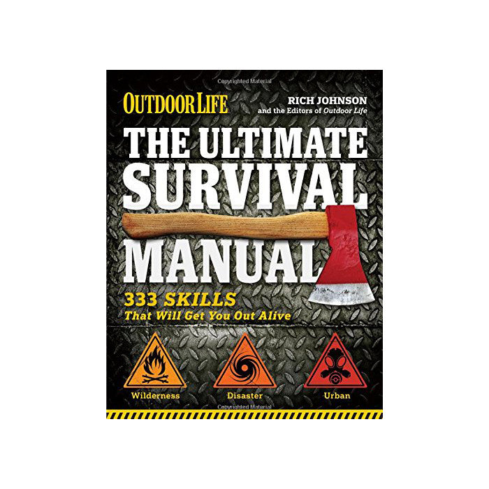 Outdoor Life - The Ultimate Survival Guide