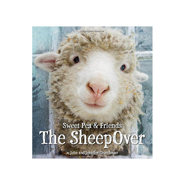 Sweet Pea & Friends - The SheepOver