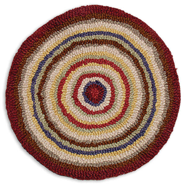 "Chair Pad 14""  - Circle"