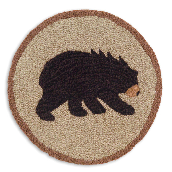 "Chair Pad 14""  - Vermont Bear"