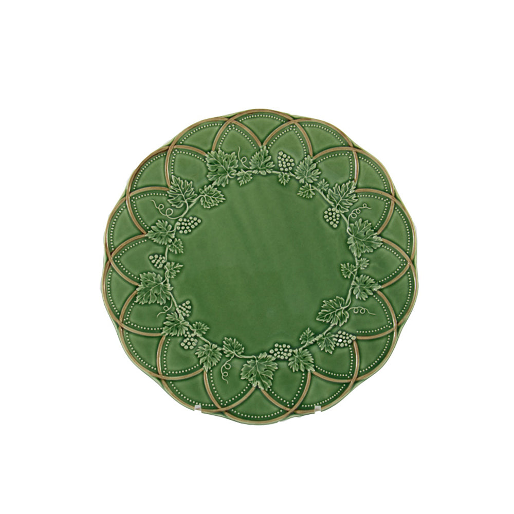 CE Corey - Scalloped Dinner Plate