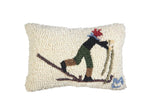 Pillow 8x12 Back Country Skier