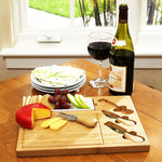 Picnic At Ascot - Celtic Cheese Board Set