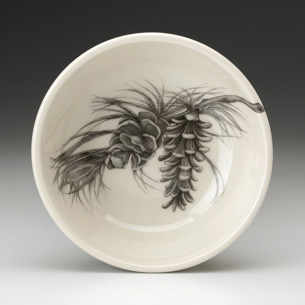 Laura Zindel Design - Cereal Bowl Pine Branch