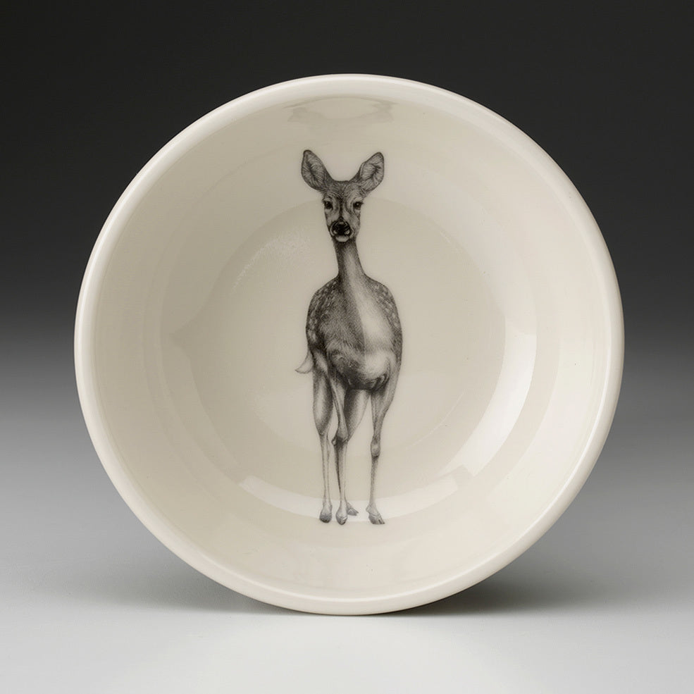 Laura Zindel Design - Cereal Bowl Fallow Doe