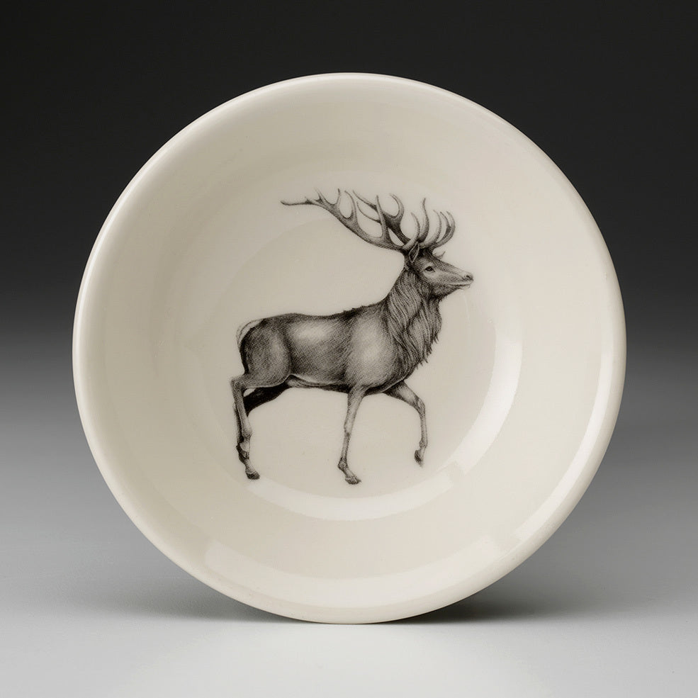 Laura Zindel Design - Sauce Bowl Red Buck