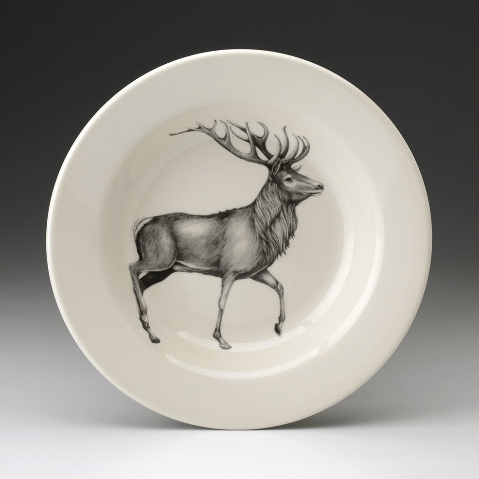 Laura Zindel Design - Soup Bowl Red Buck