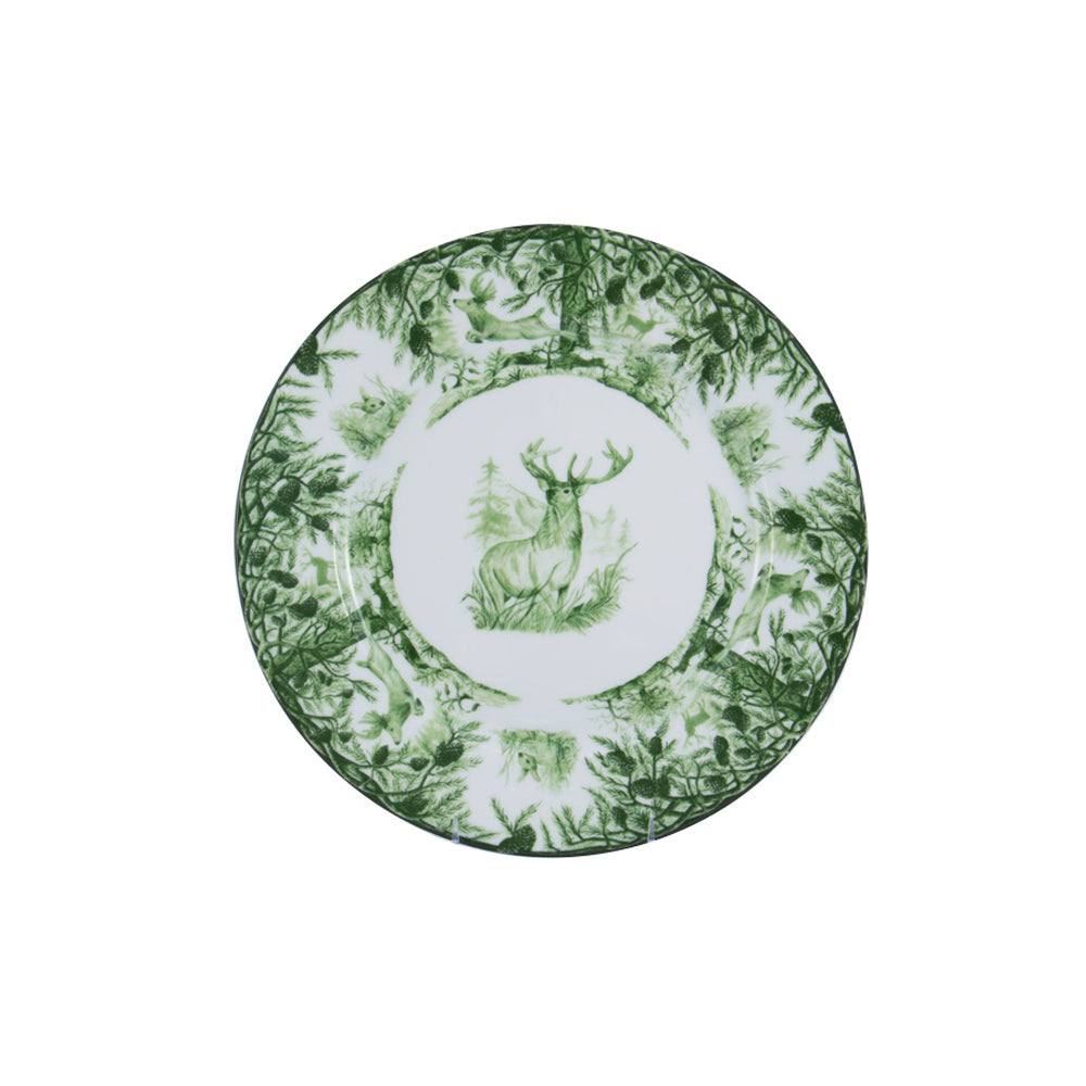 CE Corey - Forest Dinner Plate 10""